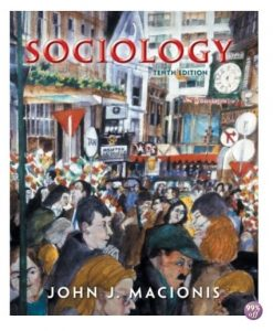 Test Bank for Sociology 10th Edition by Shepard