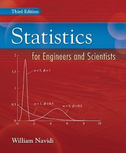 Solution manual for Statistics for Engineers and Scientists 3rd Edition, William Navidi