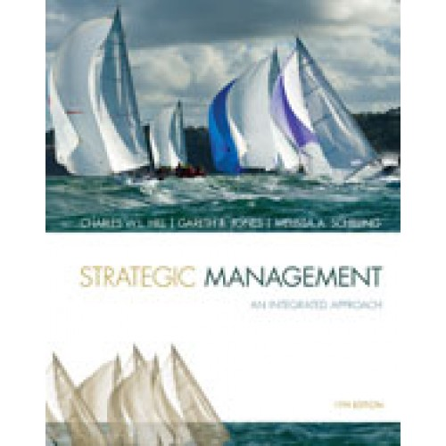 Test Bank for Strategic Management: Theory Cases: An Integrated Approach, 11th Edition Charles W. L. Hill
