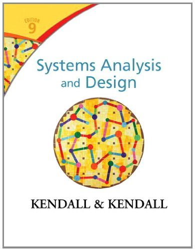 Systems Analysis and Design Rosenblatt 10th Edition Solutions Manual