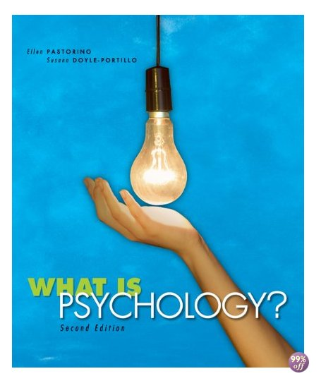 Test Bank for What is Psychology 3rd Edition by Pastorino
