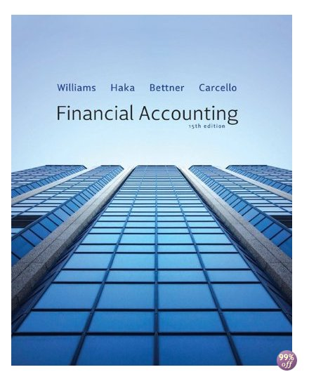 Solution Manual for Financial Accounting 15th Edition by Williams
