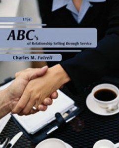 Test Bank for ABCs of Relationship Selling through Service, 11th Edition: Futrell