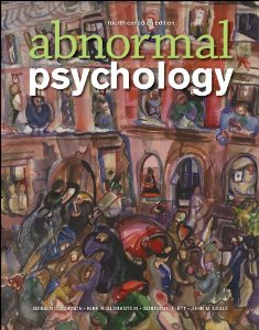 Test Bank for Abnormal Psychology 4th Edition Gerald C Davison
