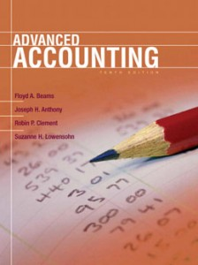 Test Bank for Advanced Accounting, 10th Edition: Beams
