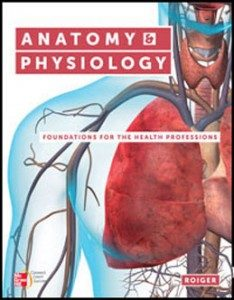 Test Bank for Anatomy and Physiology Foundations for the Health Professions, 1st Edition: Roiger