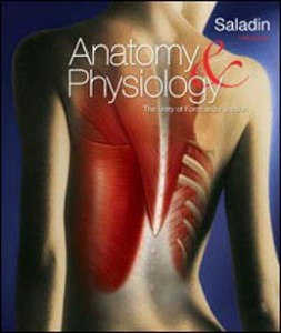 Test Bank for Anatomy and Physiology The Unity of Form and Function, 5th Edition: Saladin