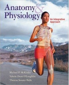 Test Bank for Anatomy and Physiology, 1st Edition: Michael McKinley