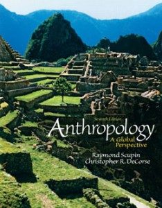 Test Bank for Anthropology A Global Perspective, 7th Edition: Scupin
