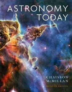 Test Bank for Astronomy Today, 7th Edition : Chaisson