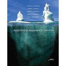 Auditing & Assurance Service Louwers 5th Edition Solutions Manual