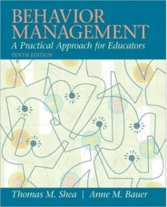 Test Bank for Behavior Management, 10th Edition: Thomas M. Shea