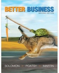 Test Bank for Better Business, 2nd Edition: Michael R. Solomon