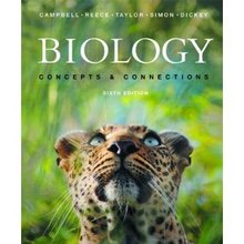 Biology Concepts and Connections Campbell 6th Edition Test Bank