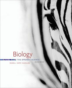 Test Bank For Biology: The Dynamic Science, 2 edition: Paul E. Hertz