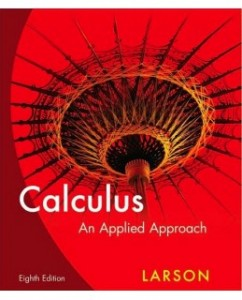 Test Bank for Calculus: An Applied Approach, 9th Edition: Ron Larson