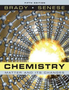 Test Bank for Chemistry The Study of Matter and Its Changes, 5th Edition: Brady