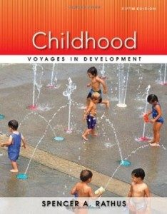 Test Bank for Childhood Voyages in Development, 5th Edition : Rathus