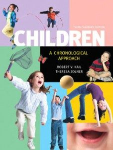 Test Bank for Children A Chronological Approach, 3rd Canadian Edition: Kail
