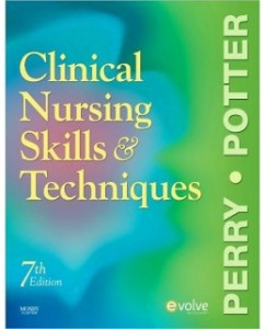 Test Bank for Clinical Nursing Skills & Techniques, 7th Edition: Anne G. Perry