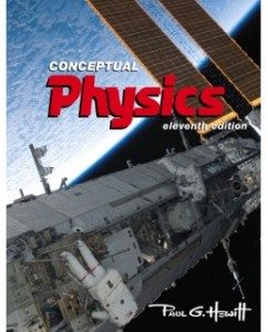 Test Bank for Conceptual Physics, 11th Edition: Paul G. Hewitt