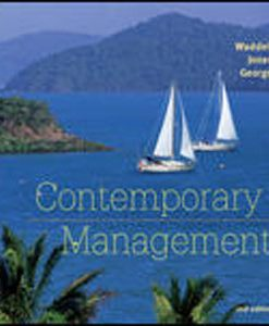 Test Bank for Contemporary Management, 2nd Edition : Waddell