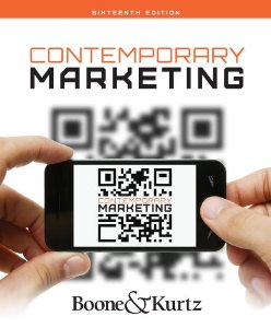 Test Bank for Contemporary Marketing, 16th Edition : Boone