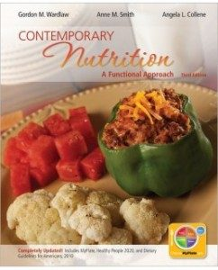 Test Bank for Contemporary Nutrition: A Functional Approach, 3rd Edition: Gordon Wardlaw