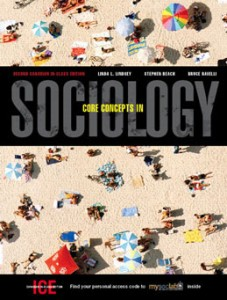 Test Bank for Core Concepts in Sociology, 2nd Canadian Edition: Lindsey