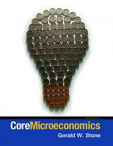 Test Bank for CoreMicroeconomics, 2nd Edition: Stone