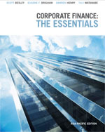 Test Bank for Corporate Finance The Essentials Asia Pacific, 1st Edition : Besley
