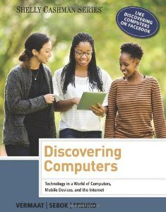 Test Bank for Discovering Computers 2014, 1st Edition : Vermaat