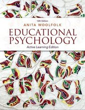 Educational Psychology Active Learning Edition Woolfolk 12th Edition Test Bank