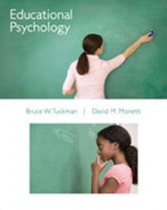 Test Bank for Educational Psychology, 1st Edition: Tuckman