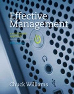 Test Bank for Effective Management, 5th Edition: Williams