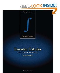 Test Bank for Essential Calculus: Early Transcendentals, 2nd Edition: James Stewart