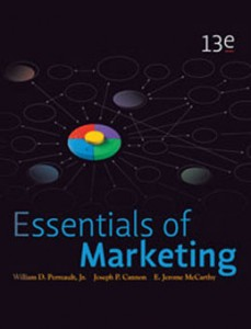 Test Bank for Essentials of Marketing A Marketing Strategy Planning Approach, 13th Edition: Perreault