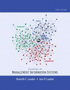 Test Bank for Essentials of MIS, 9th Edition: Laudon
