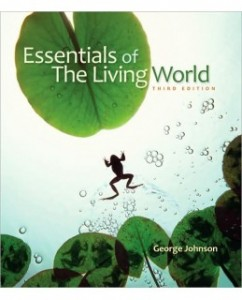 Test Bank for Essentials of the Living World, 3rd Edition: George Johnson