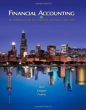 Financial Accounting An Introduction to Concepts, Methods and Uses Weil 14th Edition Test Bank