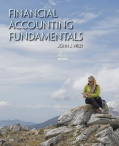 Test Bank for Financial Accounting Fundamentals, 4th Edition : Wild