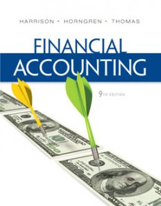 Test Bank for Financial Accounting, 9th Edition: Harrison