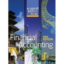 Financial Accounting: IFRS Edition Weygandt Kimmel Kieso 1st Edition Solutions Manual