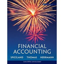 Financial Accounting Spiceland 1st Edition Test Bank