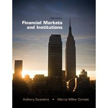 Financial Markets and Institutions Saunders 5th Edition Solutions Manual