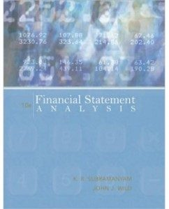 Test Bank for Financial Statement Analysis, 10th Edition: K. R. Subramanyam