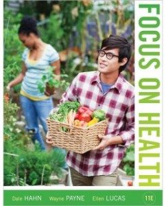 Test Bank for Focus on Health, 11th Edition: Dale Hahn