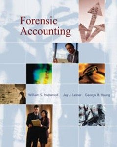 Test Bank for Forensic Accounting, 1st Edition: Hopwood