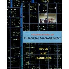 Foundations of Financial Management Block 14th Edition Solutions Manual