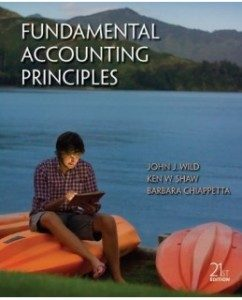 Test Bank for Fundamental Accounting Principles 21st Edition Wild Shaw